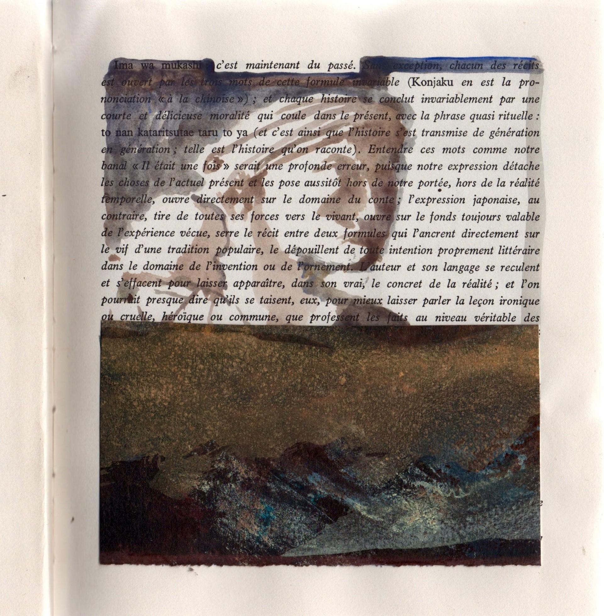Virginia Isbell Livre d'artiste